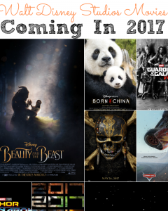 Walt Disney Studios Movies Coming In 2017