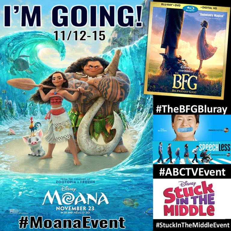 Follow Me To LA To The Moana Event Red Carpet Premiere