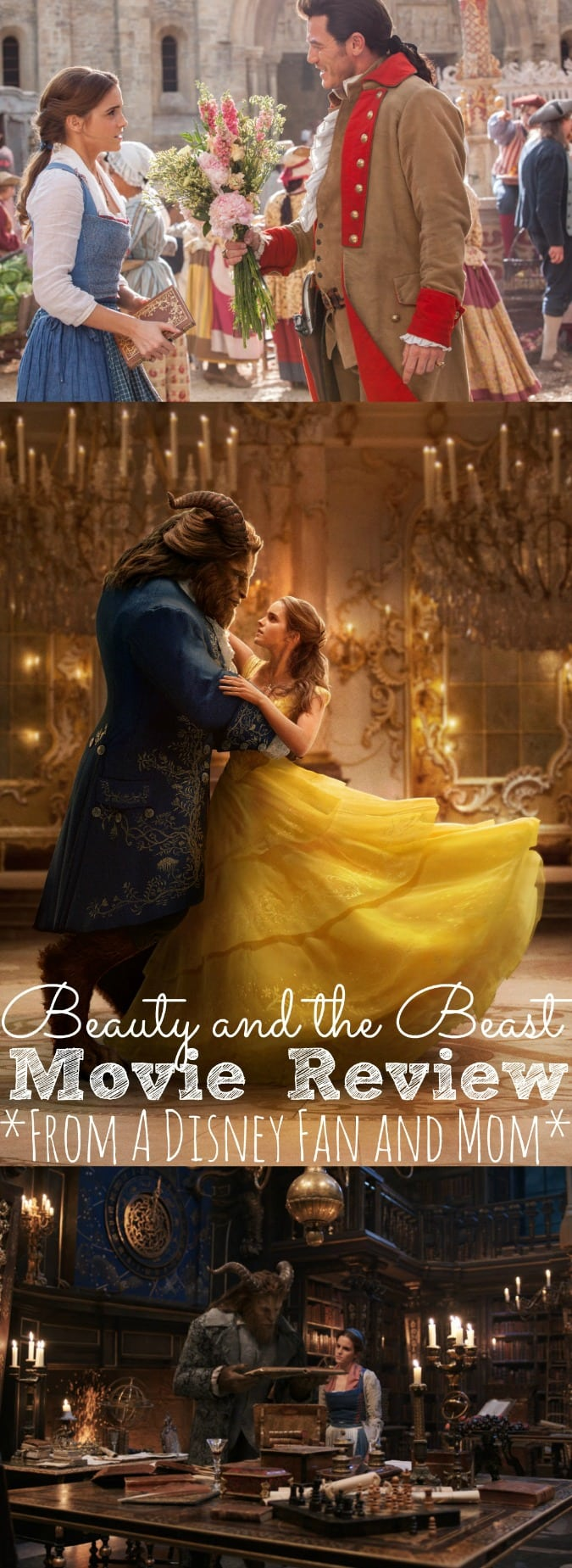 Beauty and the Beast Movie Review A Parents Guide