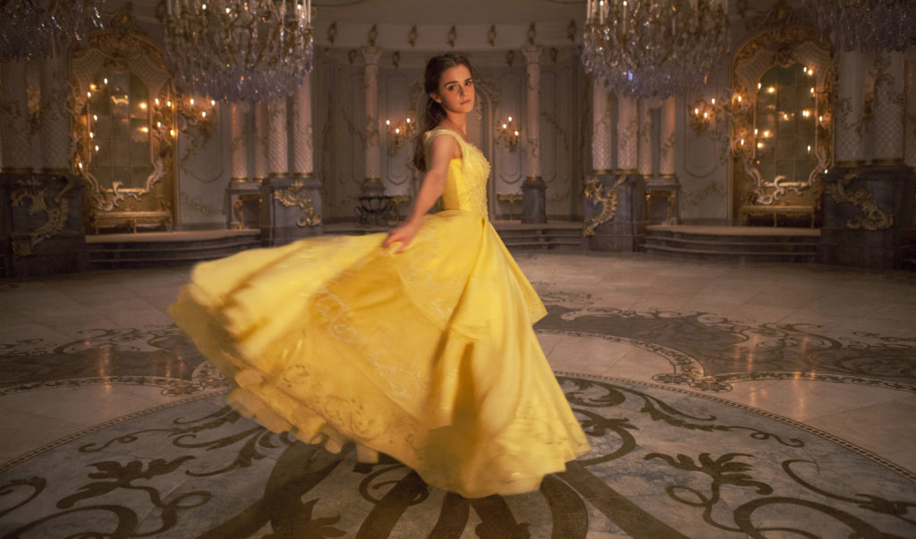 Beauty and the Beast Movie Review #BeOurGuest