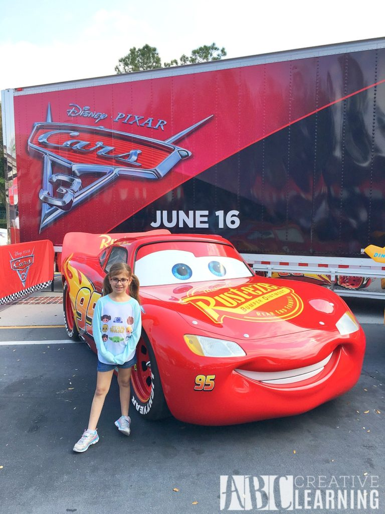 Cars 3 on Tour