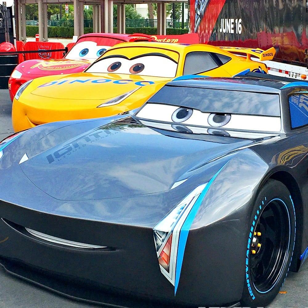 Disney Pixar Cars 3 NationWide Tour