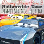 Disney Pixar Cars 3 NationWide Tour – Disney Springs