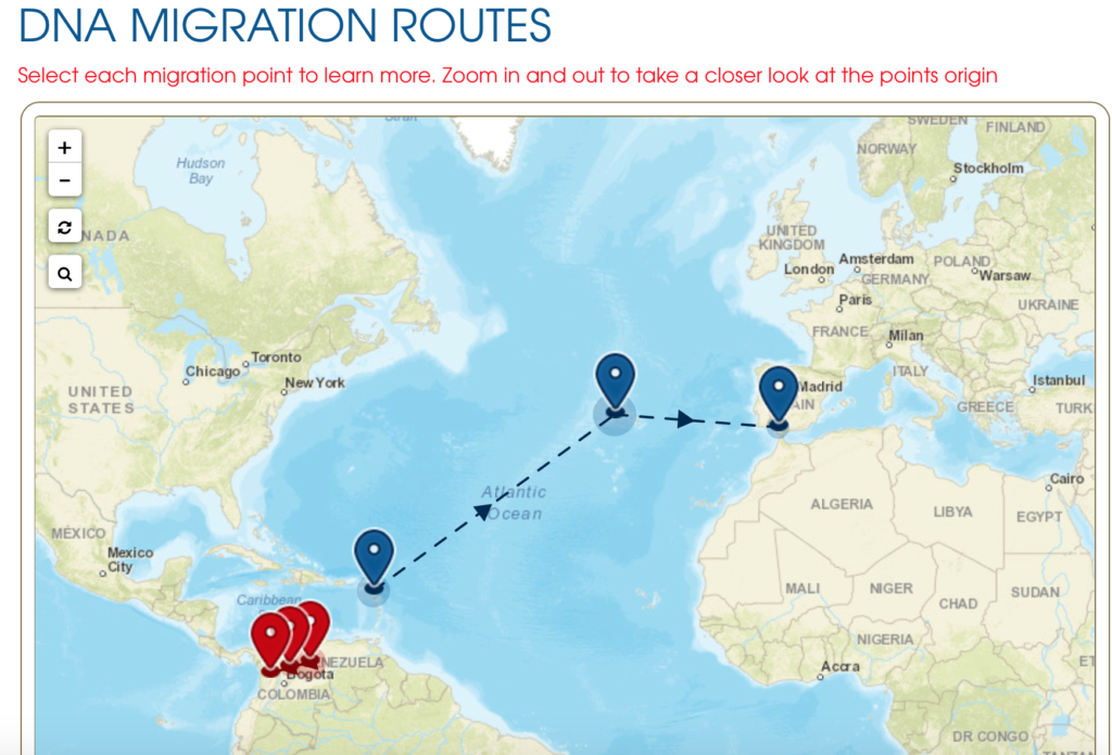 A Look Into My Ancestry With GPS Origins Kit Review