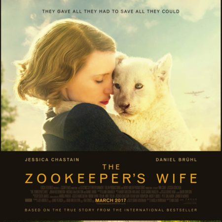 The Zookeeper's Wife New Clips #TheZooKeepersWife