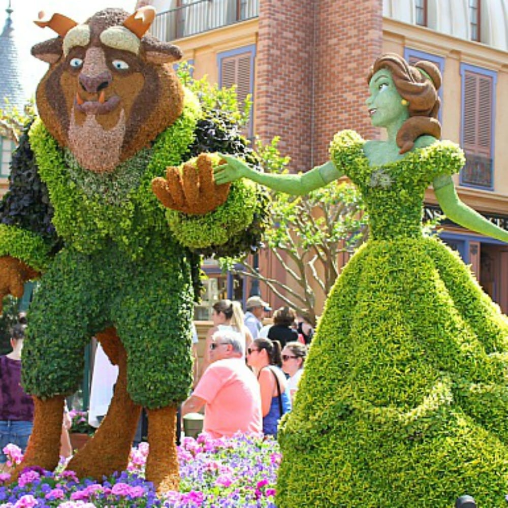 2017 Epcot International Flower And Garden Festival Guide Freshepcot Simply Today Life