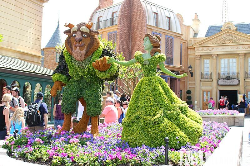2017 Epcot International Flower And Garden Festival Guide Freshepcot Simply Today Life