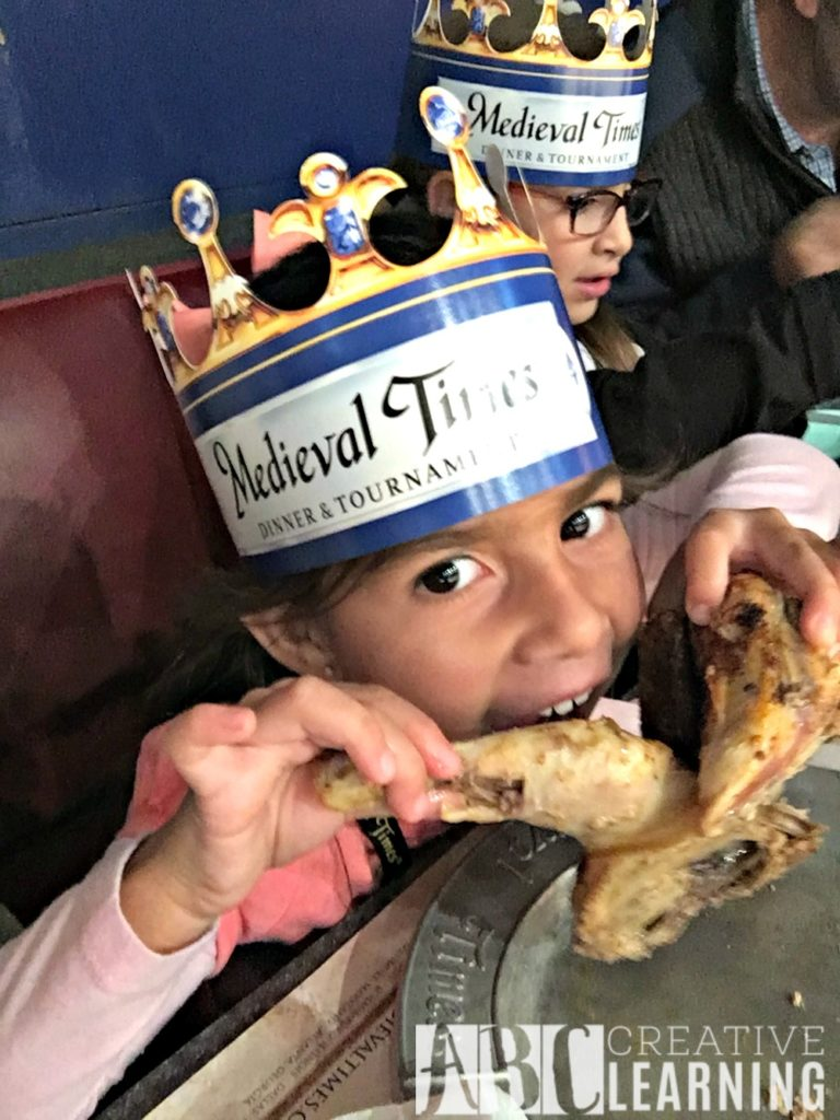 Family Memories At Medieval Times Dinner & Tournament - Plus Giveaway