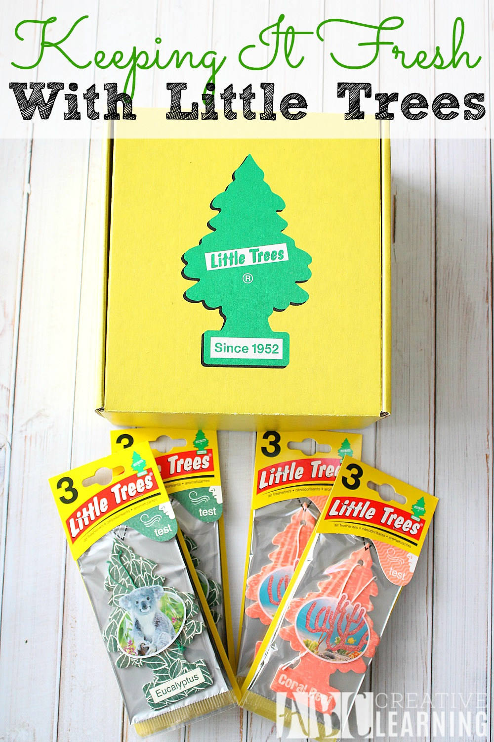 Keeping It Fresh With Little Trees + Giveaway - simplytodaylife.com