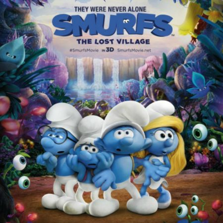 Smurfs: The Lost Village Movie Review #SmurfsMovie