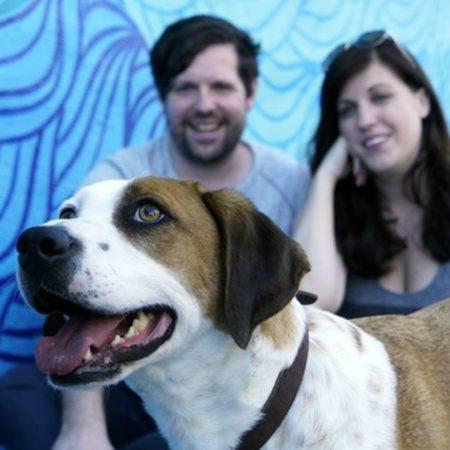 Samm Hodges and Allison Tolman Interview Downward Dog | A Show About A Dog? #DownwardDog