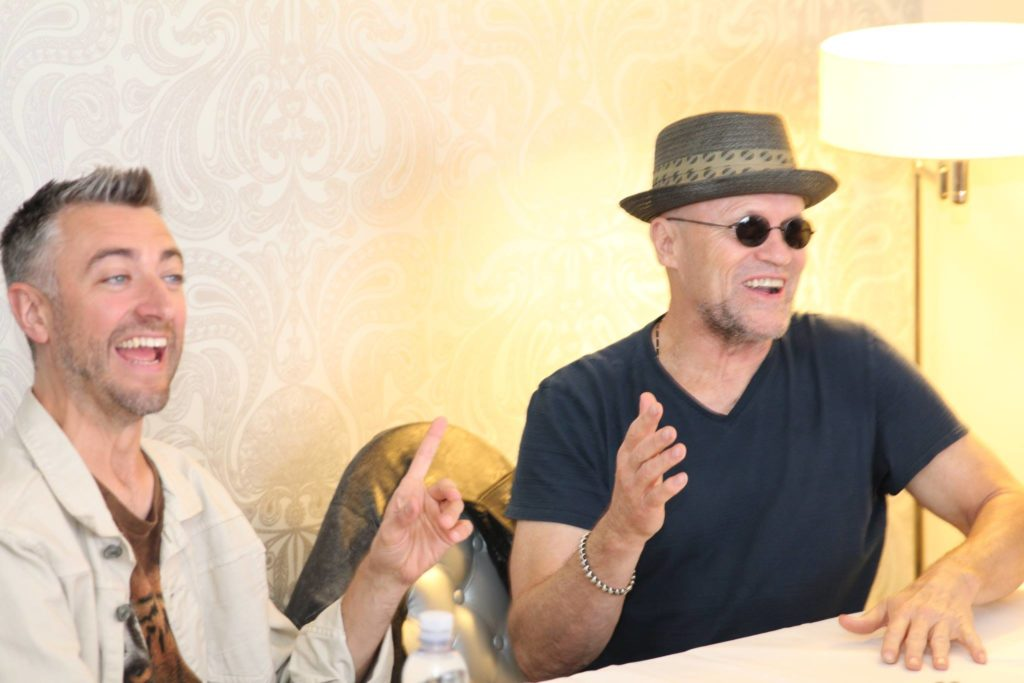 Interview with Yondu and Kaglin | Michael Rooker and Sean Gunn