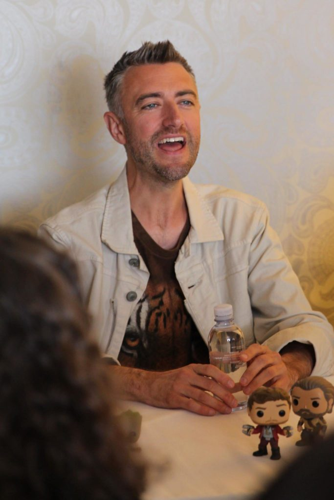 Exclusive Interview with Sean Gunn for Guardians of the Galaxy Vol 2 | All about Kraglin
