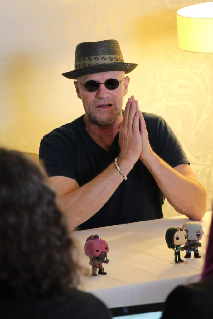 Exclusive Interview with Michael Rooker on Guardians of the Galaxy Vol 2 | All About Yondu
