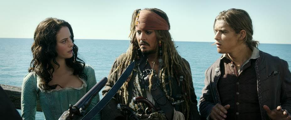 Pirates of the Caribbean: Dead Men Tell No Tales Review | The Return of Jack Sparrow #PiratesLife