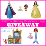 Hasbro Disney Princess Toys Prize Pack Giveaway – $100+ Value