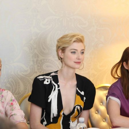 Exclusive Interview with Karen Gillan, Pom Klementieff, & Elizabeth Debicki on Guardians of the Galaxy Vol 2