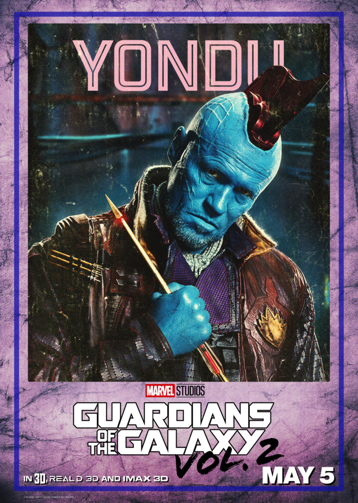 Yondu Michael Rooker Exclusive Interview