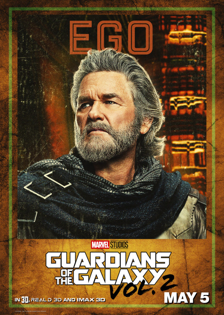 Exclusive Interview with Kurt Russell On Guardians of the Galaxy Vol 2 #GotGVol2Event