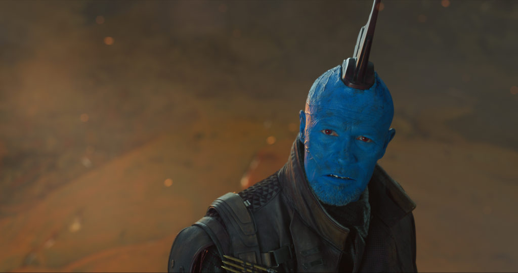 Exclusive Interview with Yondu | Michael Rooker on Guardians of the Galaxy Vol 2