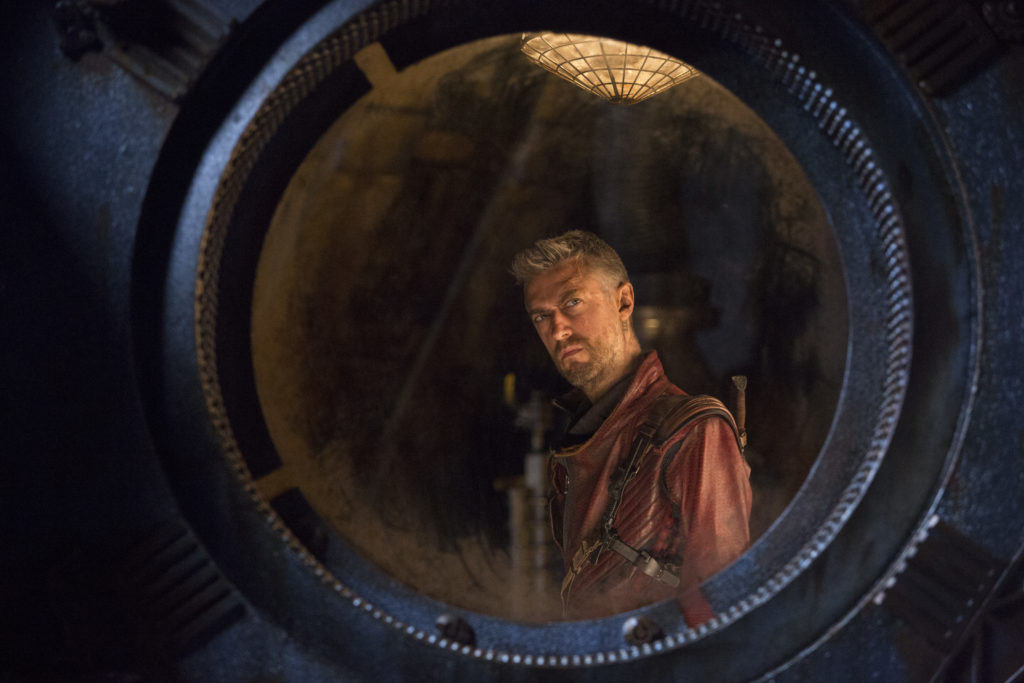 Interview with Sean Gunn and All About Guardians of the Galaxy Vol 2 On Playing Kraglin