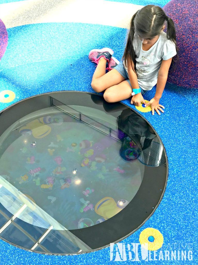 New Interactive Play Park At The Florida Mall | Grand Opening May 20th #PlayPark #ShopFloridaMall Interactive Pond