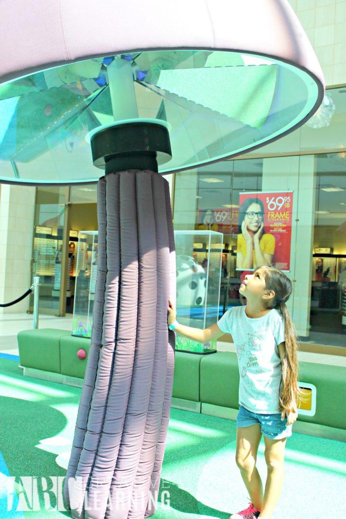 New Interactive Play Park At The Florida Mall | Grand Opening May 20th #PlayPark #ShopFloridaMall Mushroom