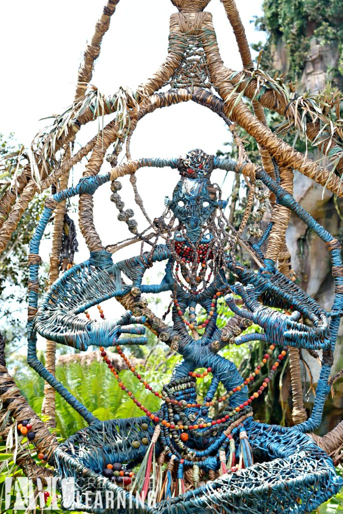 Pandora - World of Avatar at Disney's Animal Kingdom | 5 Things To Experience #VisitPandora Na'vi River Entrance