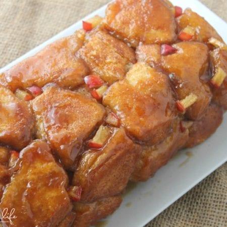 Easy Apple Monkey Bread Recipe