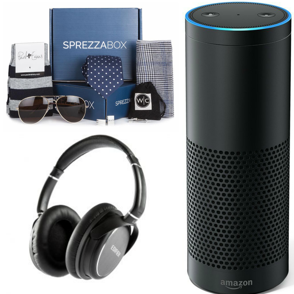 Father S Day Gift Guide Gadgets Books: Things Dad Wouldn't Buy For Himself