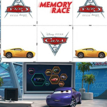 Free Disney•Pixar's CARS 3 Games and Activity Printables