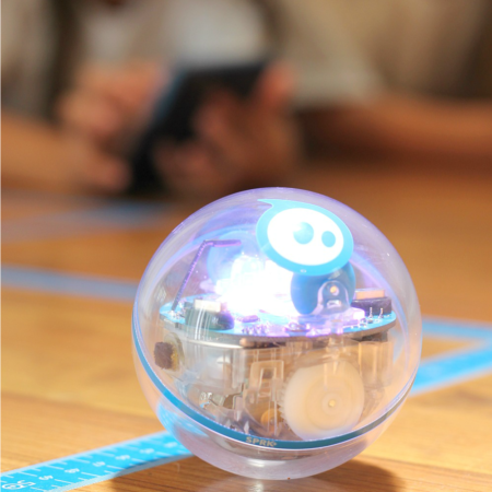 STEM Learning Fun With SPRK+ Educational Toy