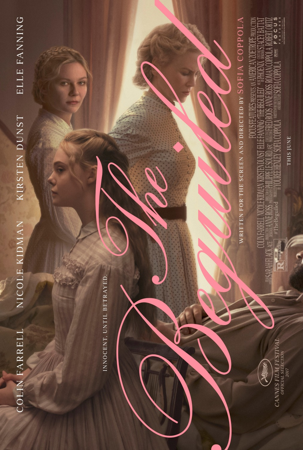 The Beguiled Movie Giveaway #VengefulB*tches