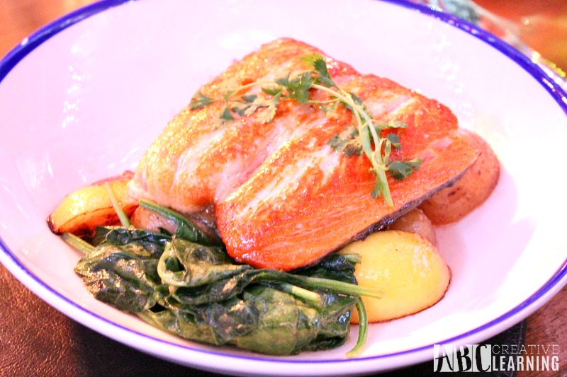 5 Reasons To Eat At Raglan Road At Disney Springs With The Family Salmon