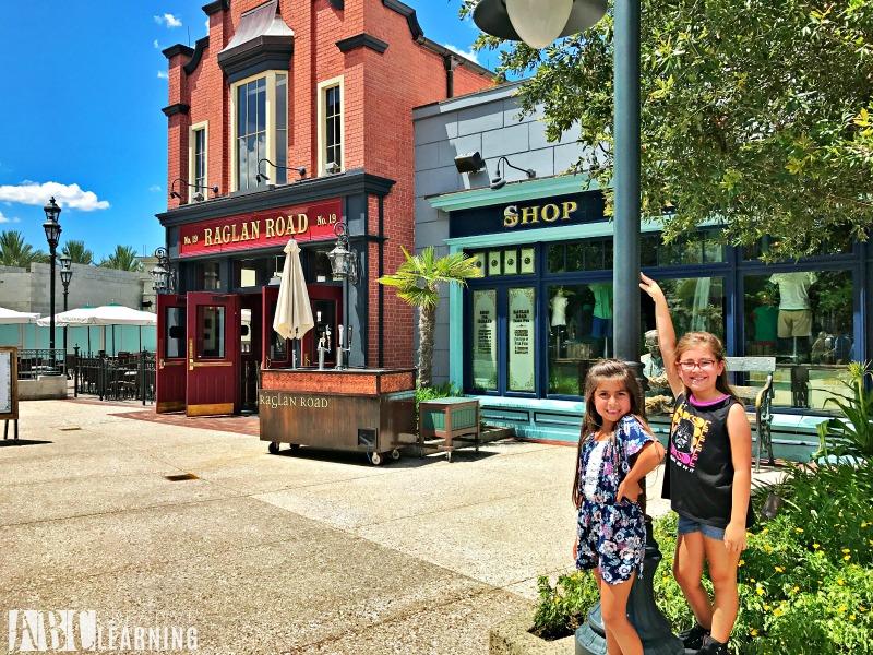 5 Reasons To Eat At Raglan Road At Disney Springs With The Family shop