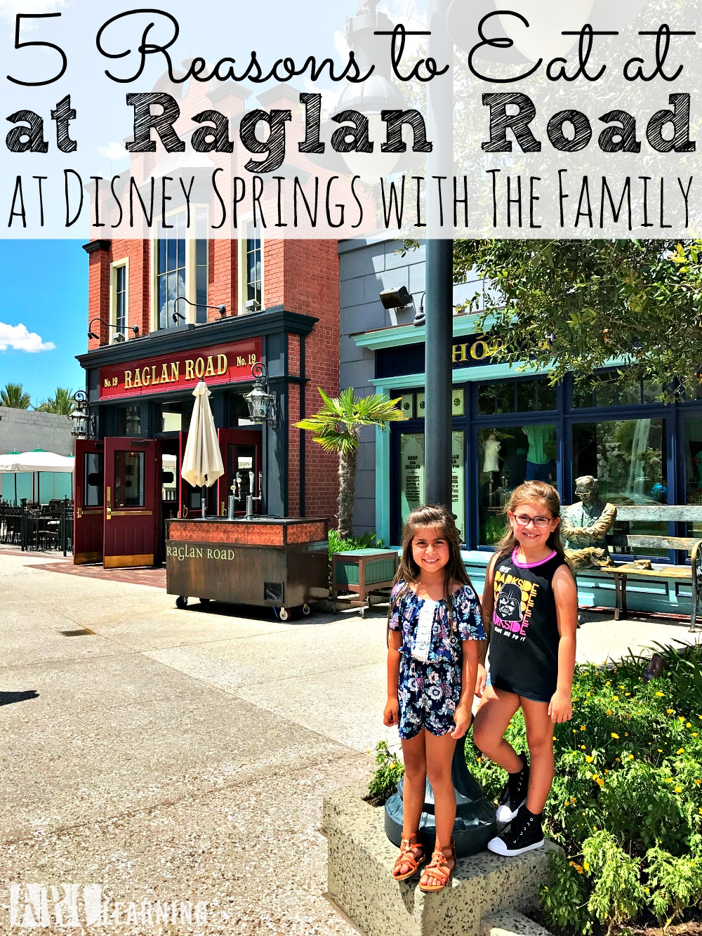 5 Reasons To Eat At Raglan Road At Disney Springs With The Family - simplytodaylife.com