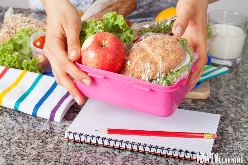 8 Tips For Parents to Create An Easy Back To School Transition - Plan School Lunches