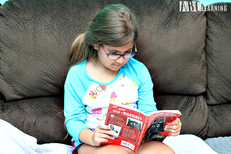 8 Tips For Parents to Create An Easy Back To School Transition - Kids Reading Schedule