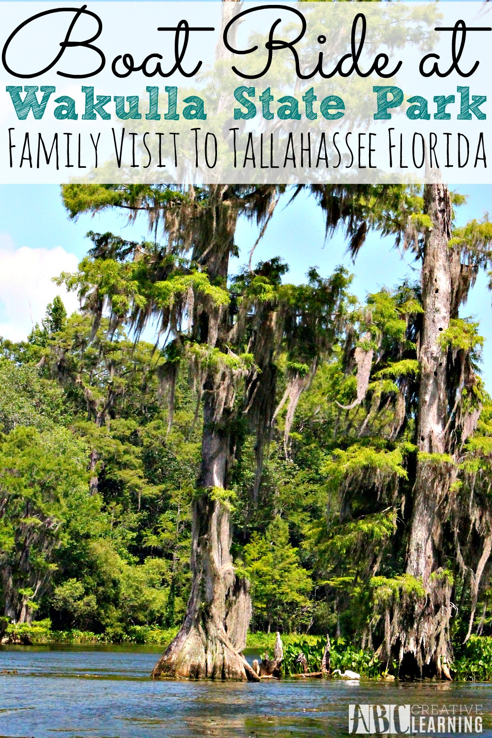 Boat Ride at Wakulla Springs State Park | Family Visit To Tallahassee Florida - simplytodaylife.com
