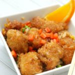 Kid-Approved Orange Chicken Recipe and Vegetable Fried Rice