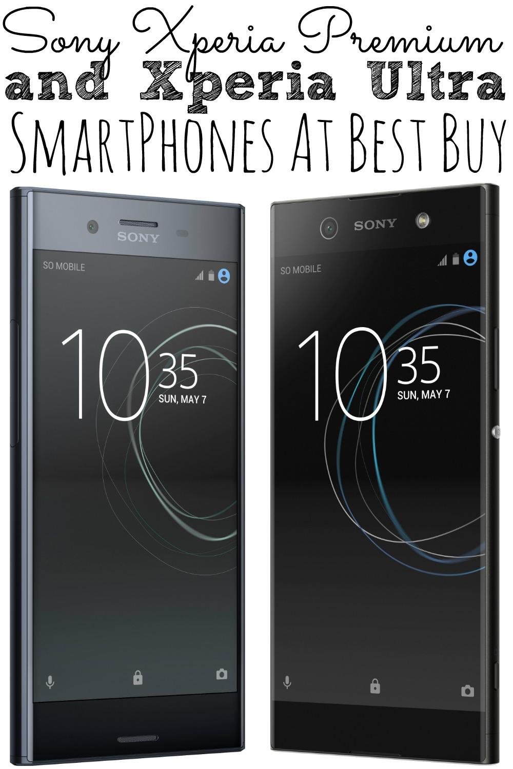 Sony Xperia Premium and Xperia Ultra Smartphones At Best Buy - simplytodaylife.com
