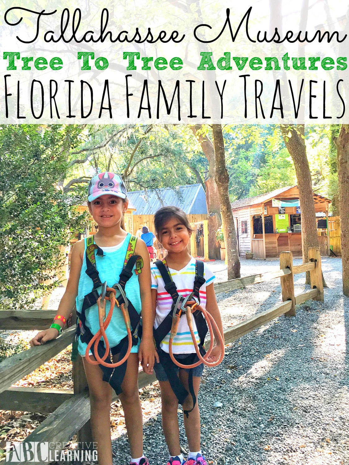 Tallahassee Museum - Tree To Tree Adventures Florida Family Travels - simplytodaylife.com