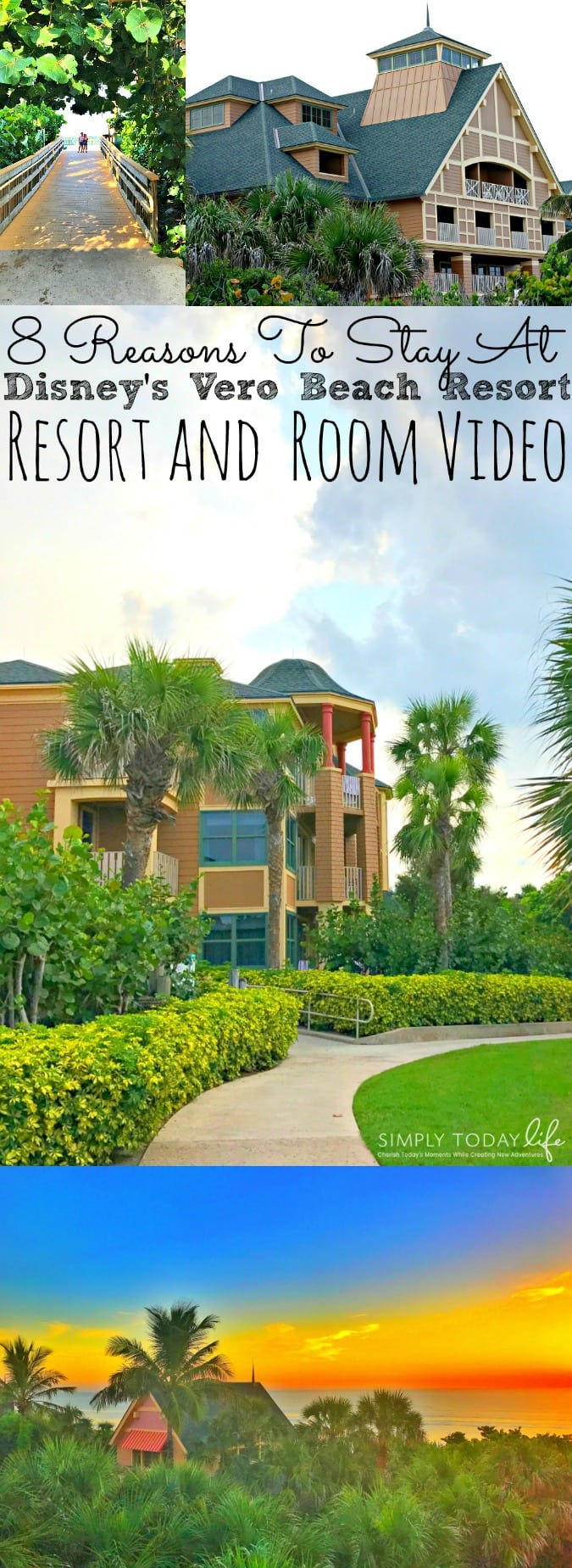Disney's Florida Vero Beach Resort and Video