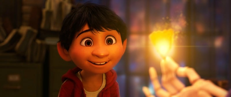 Lee Unkrich, Adrian Molina, and Darla K. Anderson Pixar Coco Interview | A Connection Of Family And Remembrance #PixarCOCOEvent - Miguel