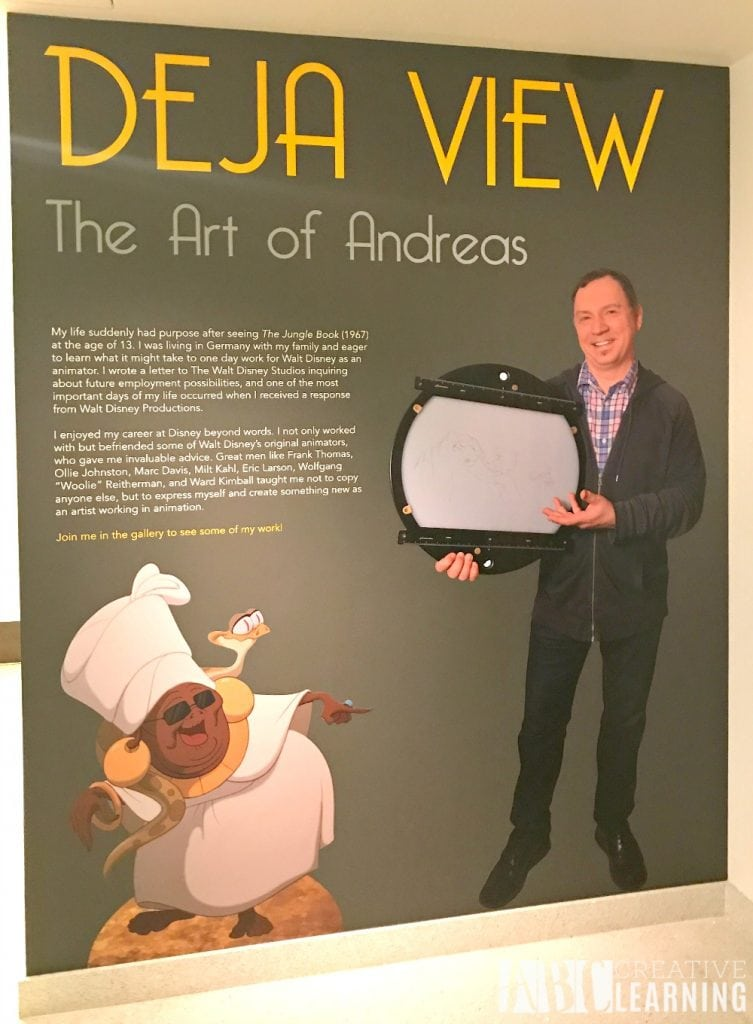Deja View: The Art of Andreas Deja Details At The Walt Disney Family Museum - Deja View