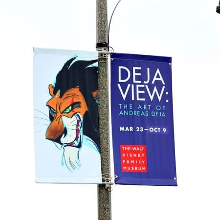 Deja View: The Art of Andreas Deja Details At The Walt Disney Family Museum
