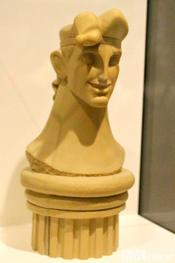Deja View: The Art of Andreas Deja Details At The Walt Disney Family Museum - Hercules Mold