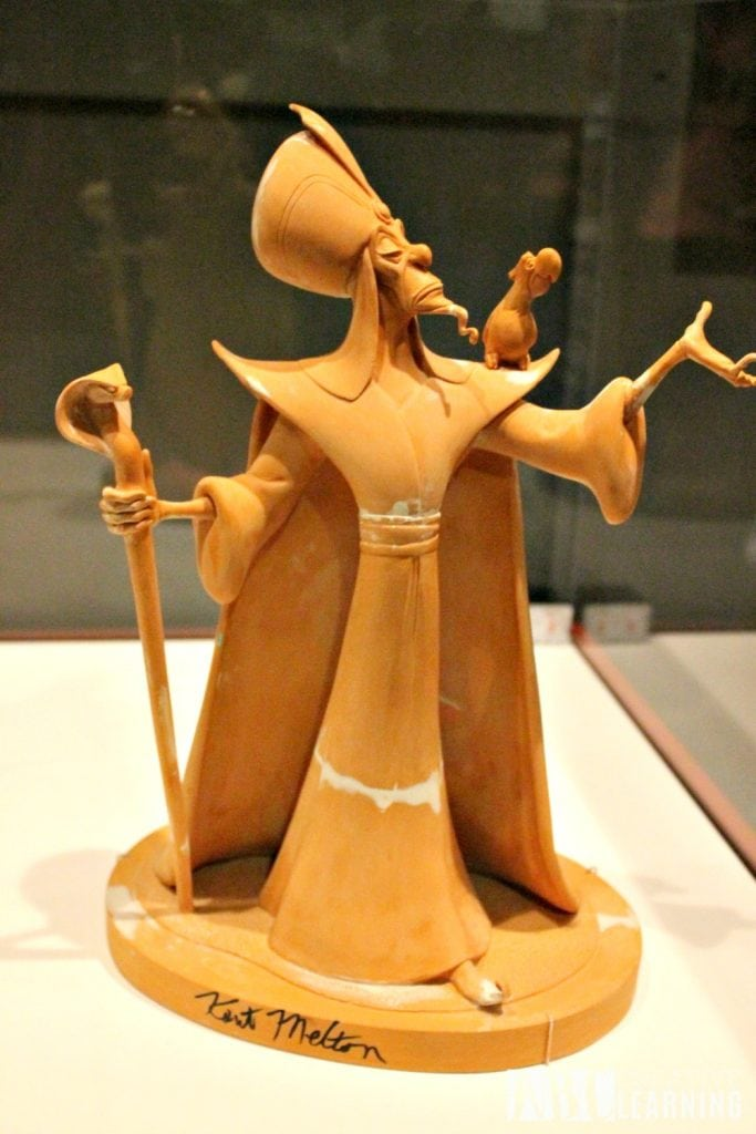 Deja View: The Art of Andreas Deja Details At The Walt Disney Family Museum - Jafar