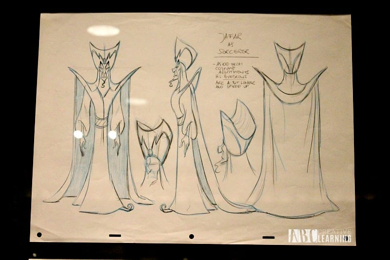 Deja View: The Art of Andreas Deja Details At The Walt Disney Family Museum - Jafar Art