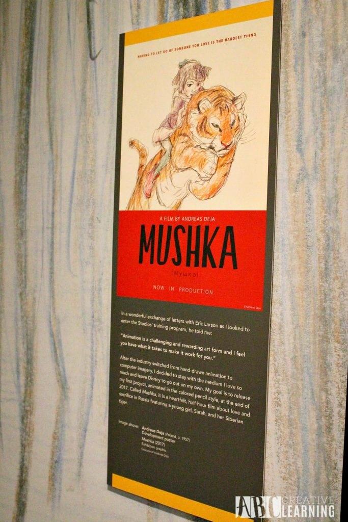 Deja View: The Art of Andreas Deja Details At The Walt Disney Family Museum - Mushka